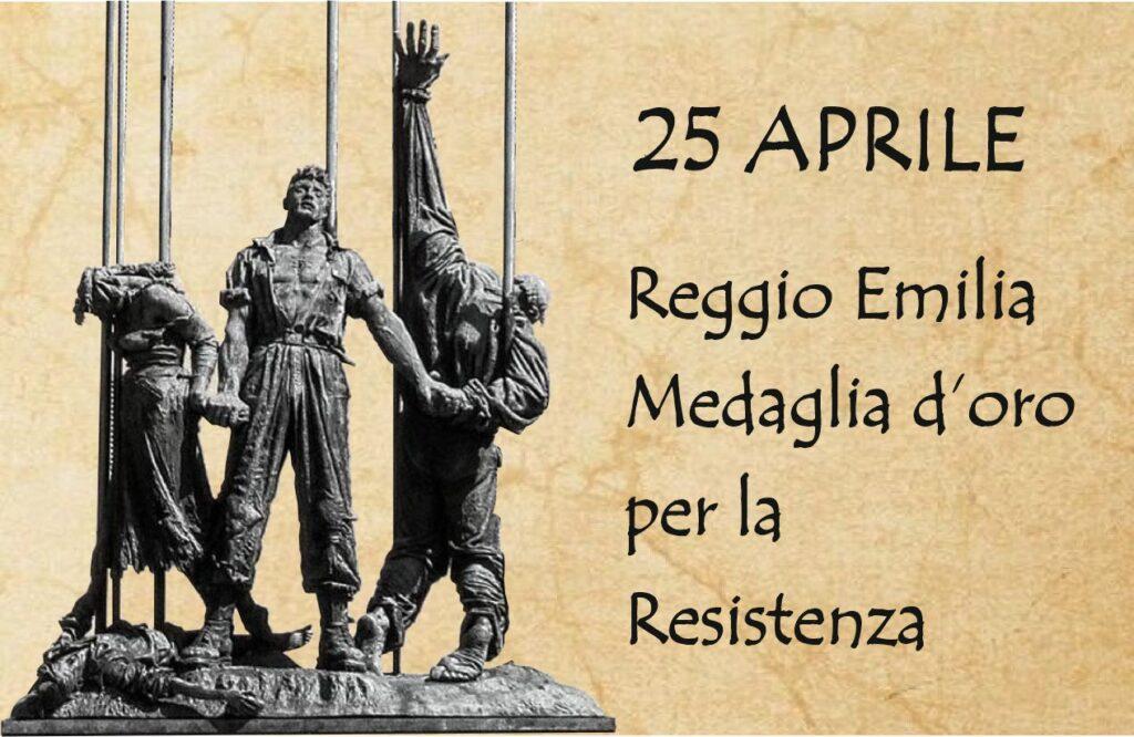 Monumento A Gloria e Ricordo della Resistenza, Reggio Emilia, Piazza Martiri del 7 Luglio